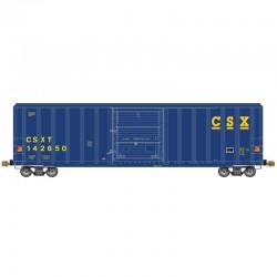 HO FMC 5347 Box Car CSX 142643_52628