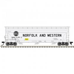 HO 4650 cov. Hopper Norfolk & Western 171083_52655