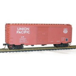 HO 40' PS-1 Steel Boxcar - Kit - UP 126507_52722