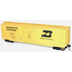 HO AAR 50' Riveted-Side Plug-Door Boxcar - Kit BN_52728