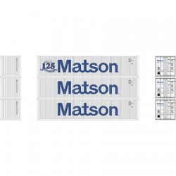 HO 40' Low-Cube Container Matson (3)_52785