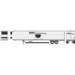 HO 53' Reefer Trailer Prime Inc 158038