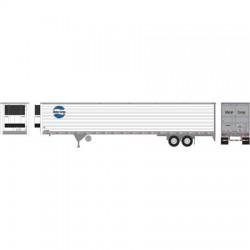 HO 53' Reefer Trailer Motor Cargo 52-0007