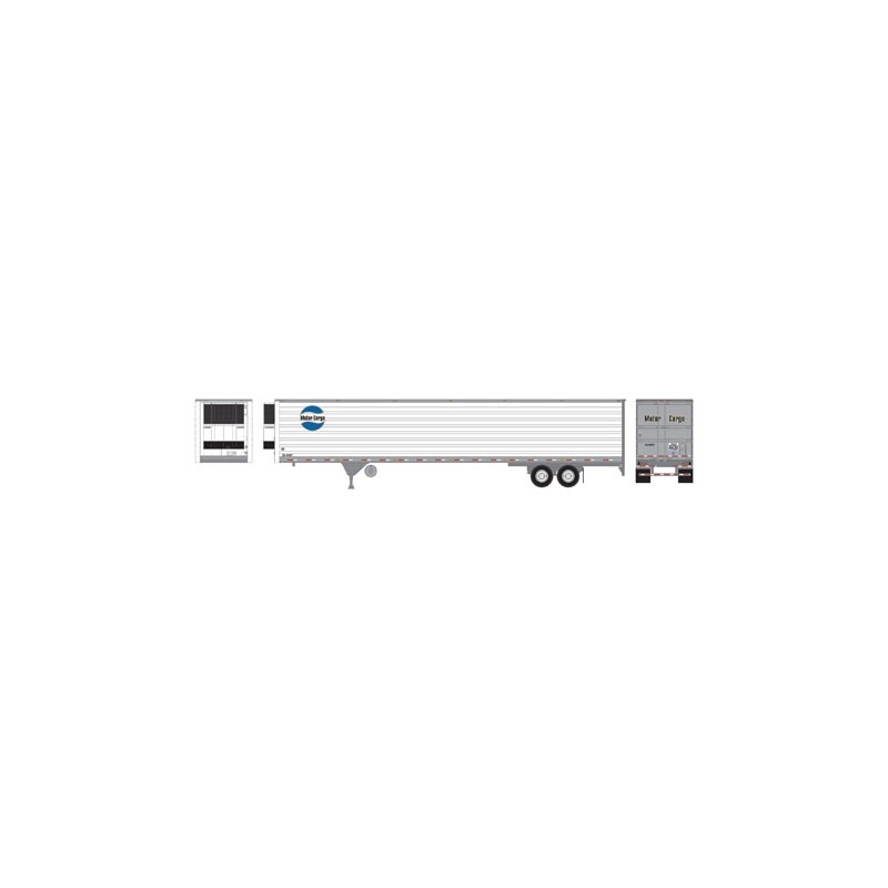 HO 53' Reefer Trailer Motor Cargo 52-0007_52927