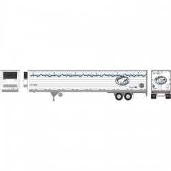 HO 53' Reefer Trailer BNSF 530001