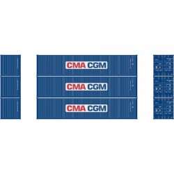 N 40' Low Cube Container (3) CMA CGM_52979