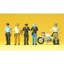 HO Polizisten USA_53000
