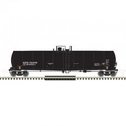 HO 23,500 Gallon Tank Car Edible Lard 75444_53038