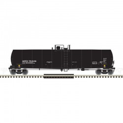 HO 23,500 Gallon Tank Car Edible Lard 75466_53040