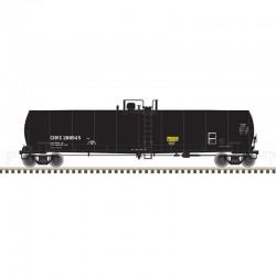 HO 23,500 Gallon Tank Car Chevron 280998_53052