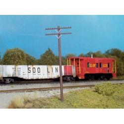HO Telefonmasten bei der Eisenbahn_53095