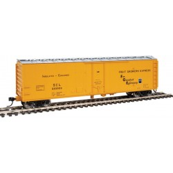 HO PC&F 50' Insulated Boxcar FGE 593955_53102