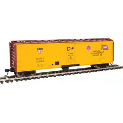 HO PC&F 50' Insulated Boxcar ART 3349_53108