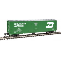 HO PC&F 50' Insulated Boxcar BN 747878_53110