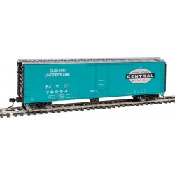 HO PC&F 50' Insulated Boxcar NYC 78987_53118