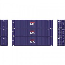 HO 45' Container (3-pack) APL_53426