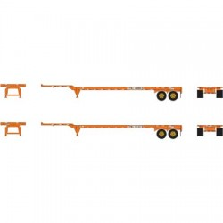 HO 45' Container Chassis TYang Ming (2-pack)_53486
