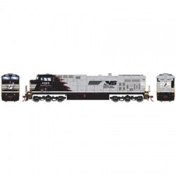 HO GE AC4400CW Norfolk Southern red Mane 4003_53503