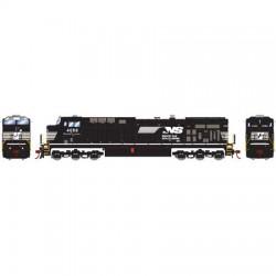 HO GE AC4400CW Norfolk Southern black 4059_53508