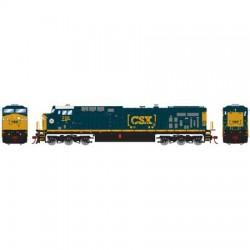 HO GE AC4400CW CSX Embleme Chessie 256_53512