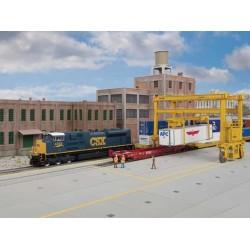 HO Intermodal Yard Pavement 22.7 x 8cm_53537