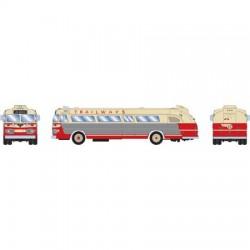HO Intercity Bus - Santa Fe Trailways 1 Los Angele_53591