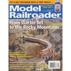 Model Railroader Februar 2019