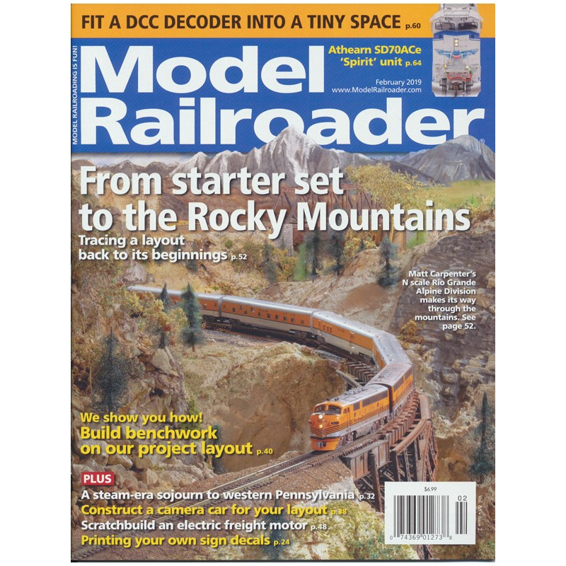 Model Railroader Februar 2019_53885