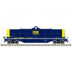 HO 42' coil steel car CSX 496673_53952