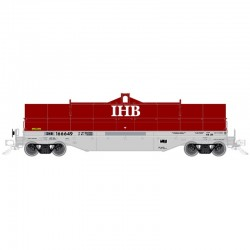 HO 42' coil steel car Indiana Harbor Belt 16649_53957