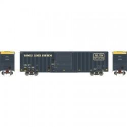 HO 60' ICC Hi-cube box car CSX ex L&N 161806_53988