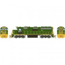 HO GP40-2 CR ex RDG 3277 (m/Sound)_54071