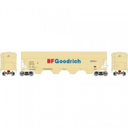 HO ACF 4-Bay cov. hopper BF Goodrich 55476_54188