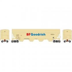 HO ACF 4-Bay cov. hopper BF Goodrich 55517_54218