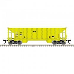 N 41' Ballast Hopper (3) Amtrak_54346