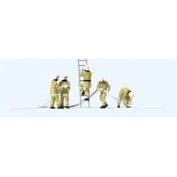 HO Feuerwehrmänner in moderner Einsatzkleidun(5)_54355