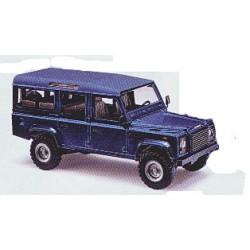 "HO Land Rover Defender blau ""Metallica""_54421"