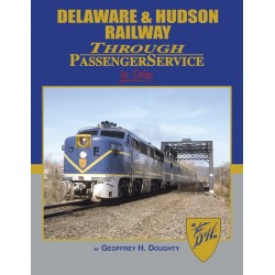 Delaware & Hudson Railway Through Passenger Servic
