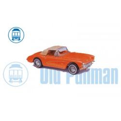 HO Chevrolet Corvette metallica orange_54650