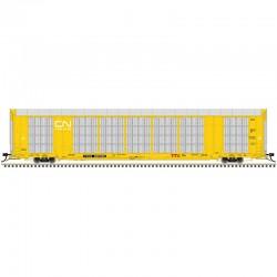 HO Gunderson Multi-Max Auto Rack CN-GTW 695799_54684