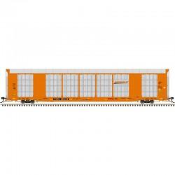 HO Gunderson Multi-Max Auto Rack BNSF 696253_54714