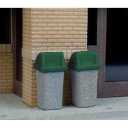 HO Modern Trash Cans (24)_54725