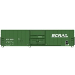 HO 50' Insulated Boxcar BC Rail 4660_54734