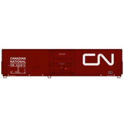 HO 50' Insulated Boxcar Canadian National 404090_54746