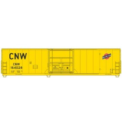 HO 50' Insulated Boxcar CNW 164115_54754