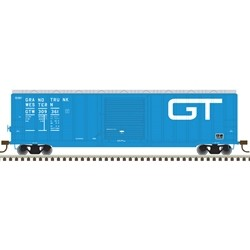 HO Berwick Box Car Grand Trunk Western 309361_54759