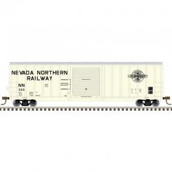 HO Berwick Box Car Nevada Northern 227_54768