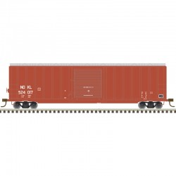 HO Berwick Box Car NOKL 524025_54777