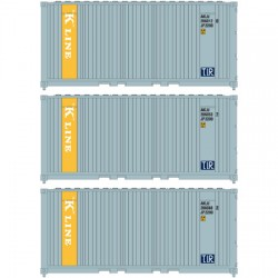 N 20' Container (3) K-Line_54892