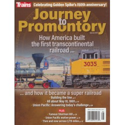Journey to Promontory Golden Spike 150th Anniver